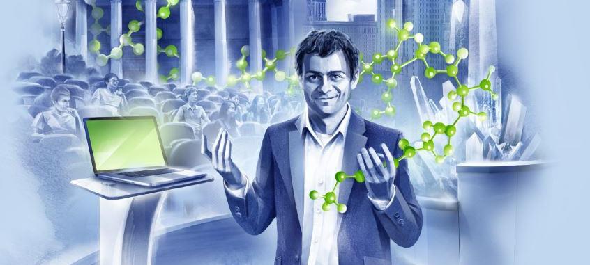 «Самые важные научные прорывы сейчас совершаются на стыке наук»